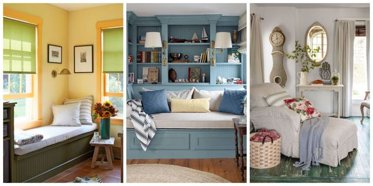 Create A Comfortable Reading Nook With These 10 Seating Ideas: 1000+ Ideas About Corner Reading Nooks On Pinterest
