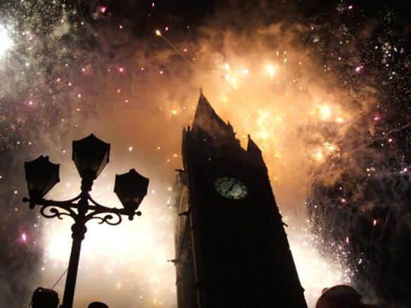 Organised fireworks displays and bonfires in #Manchester