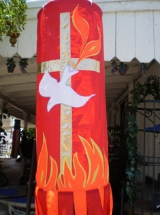 52 Best Pentecost Banners Images On Pinterest