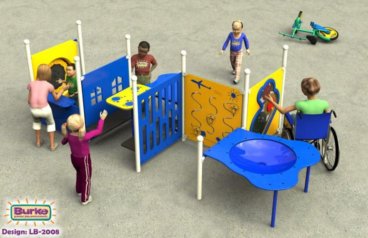 Little Buddies   Commercial Playground Equipment