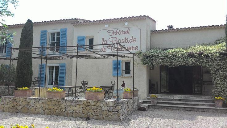 Hotel la bastide de valbonne - francia