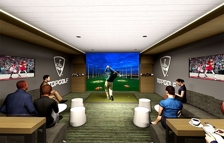 Topgolf Swing Suite Coming To Philips Arena - Hawks.com