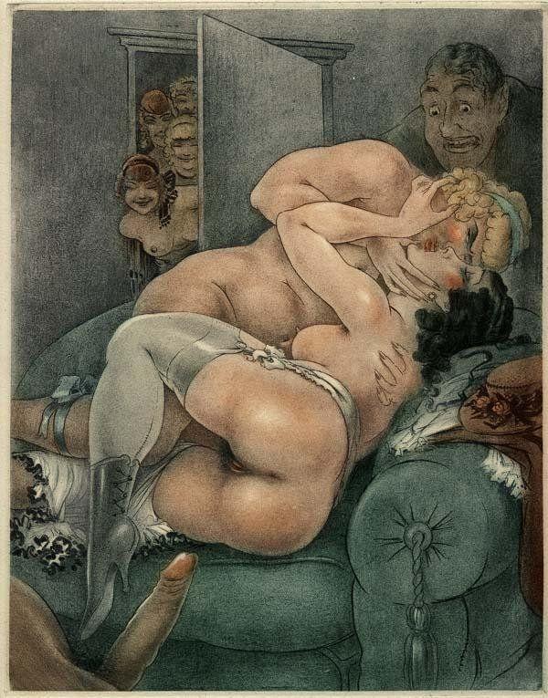 Рисованное старинное порно, фильмы с джесси капелли