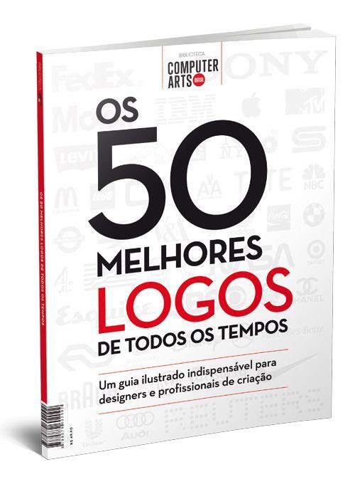 Livro - Os 50 melhores logos de todos os tempos