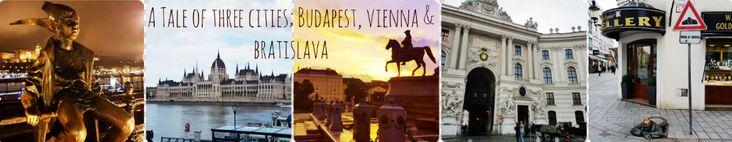 #Bratislava #Slovakia #Budapest #Hungary #Vienna #Austria #Travel #Europe #Interrail
