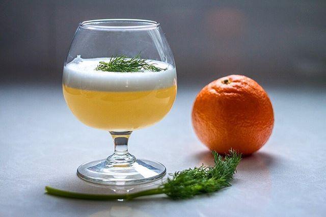 *new post* The Libra Inspired by the folks at @trickdogbar! – 2 oz gin – ½ oz elderflower – ½ oz tangerine juice – ½ oz lime juice – ½ oz egg white – matcha tea – dill (fmms.net) #bartending #FromTheBar #cocktails #CraftCocktails #ClassicCocktails #CocktailPorn #CocktailTime #delicious #DIY #drinks #drinkstagram #DrinkPorn #FancyDrinks #homemade #sips #mixology #mixologist #gin #tangerine #elderflower #dill #DrinkOfTheDay #CocktailOfTheDay