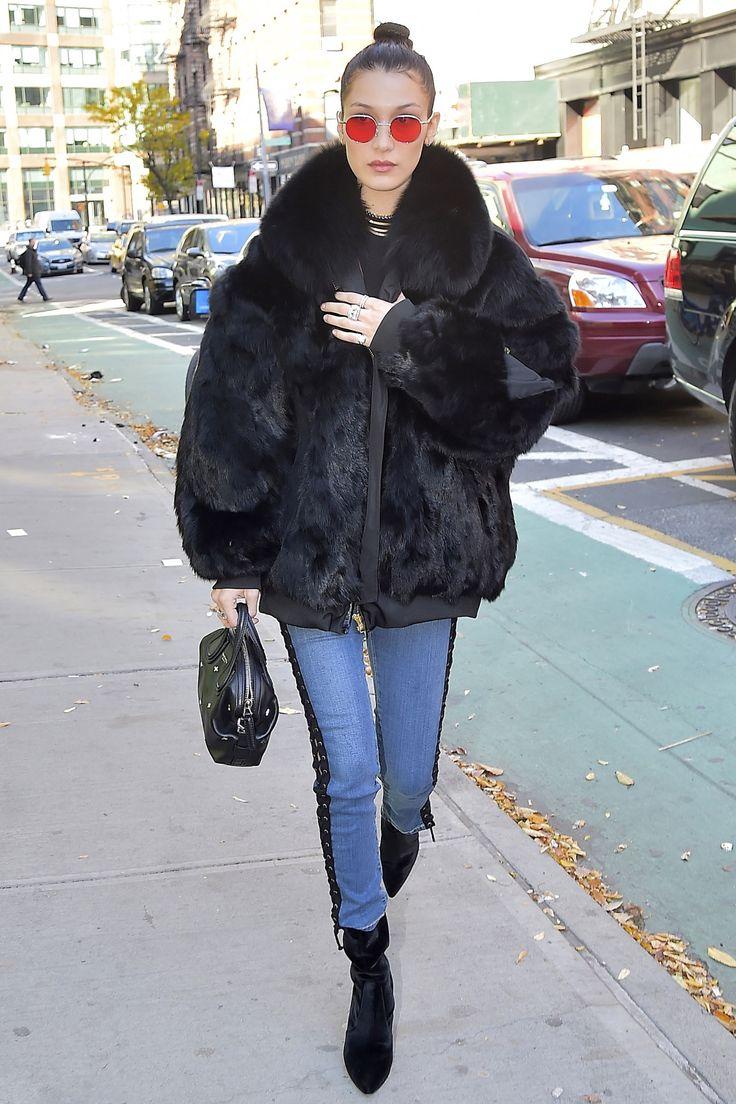 November 14, 2016 - Bella Hadid - HarpersBAZAAR.com