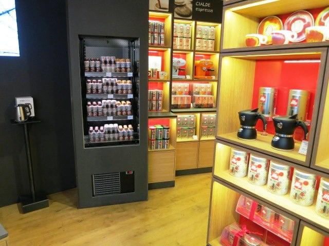 #Rossato Illy Shop Rome