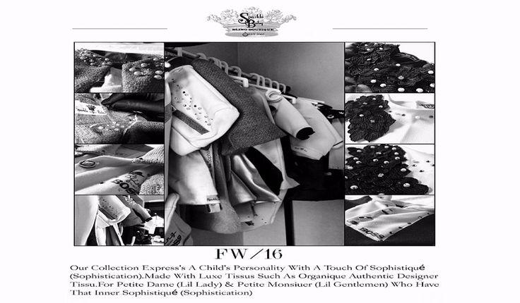 FW16 'Juste Sophistiqué'  COLLECTION