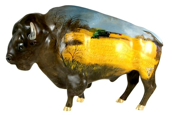 19 best herd about the prairie images on pinterest bison name a path through the prairie artist heather dahl location dons car wash inside 2727 ave s fargo nd solutioingenieria Gallery