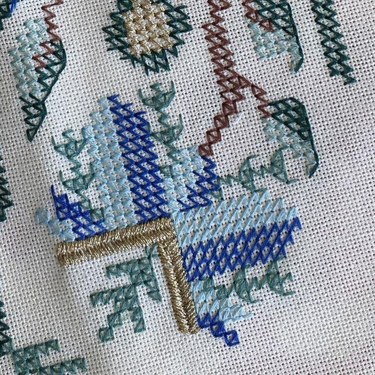 #hesapisi #elnakisi #turkishemroidery #embroidery #handmade