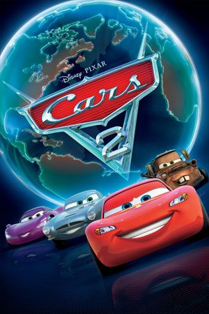 Cars 2 presented by Disney World of Cars