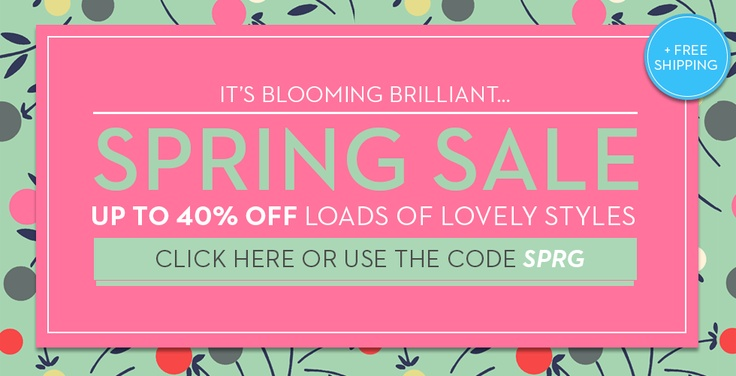 boden spring sale coupon code, 40% off