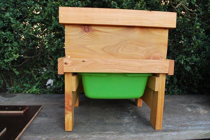 les 10 meilleures id es de la cat gorie lombricomposteur sur pinterest composteur balcon. Black Bedroom Furniture Sets. Home Design Ideas