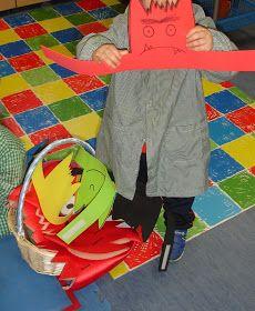 """Viendo el éxito que el cuento de """"El monstruo de colores"""" ha tenido entre mis pequeños de 3 años, mi compañera Cristina y yo nos pusimos ma..."""