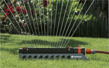 Comfort Aquazoom 350/2 Sprinkler