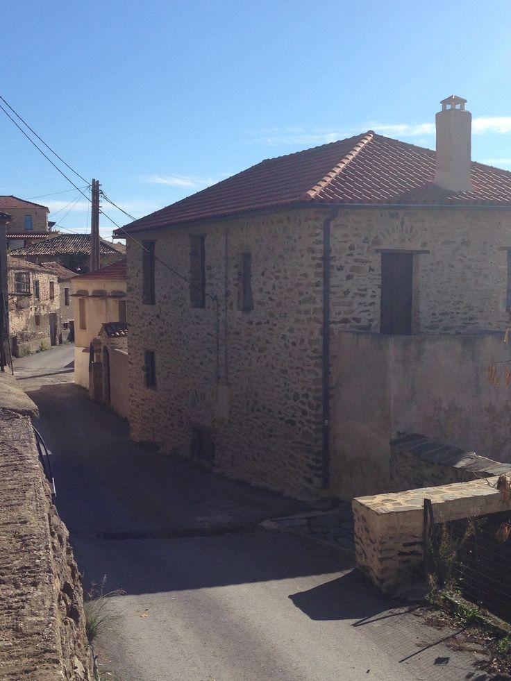 Theologos village