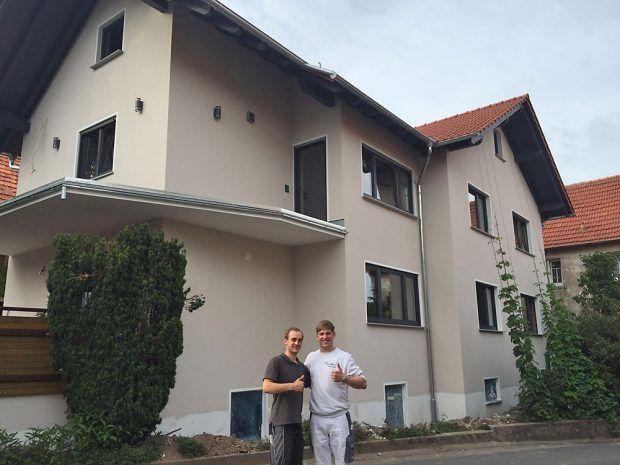 Malerbetrieb Ruschke: Fassadenanstrich, Fassade streichen in Fulda und Vacha 3