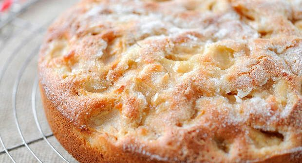 Gâteau aux pommes moelleux et ultra rapide, Voir la recette du gâteau aux pommes moelleux et ultra rapide