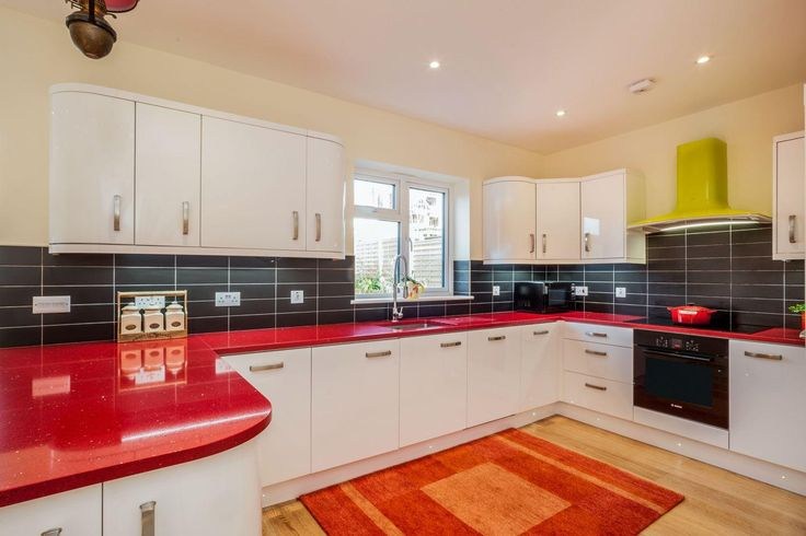 Hello funky #kitchen!