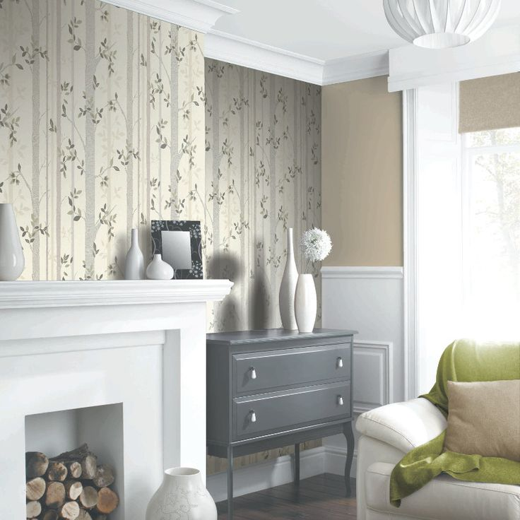 1000 ideas about birch tree wallpaper on pinterest tree for Tree wallpaper bedroom