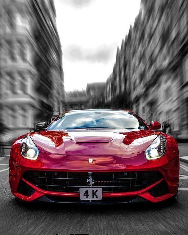 Ferrari F12berlinetta. 6.3 L V12 engine. 7 speed dual clutch automated manual transmission. 731HP. My sweet baby!
