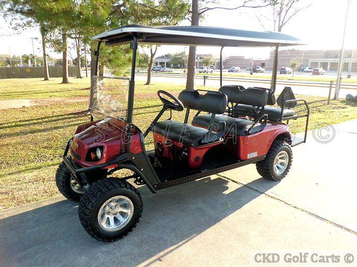 Limo Golf Cart Ebay  Golf Cart  Golf Cart Customs