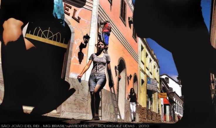 Street Photography 27. São João Del Rei / Artexpreso 2010 .. by  Artexpreso