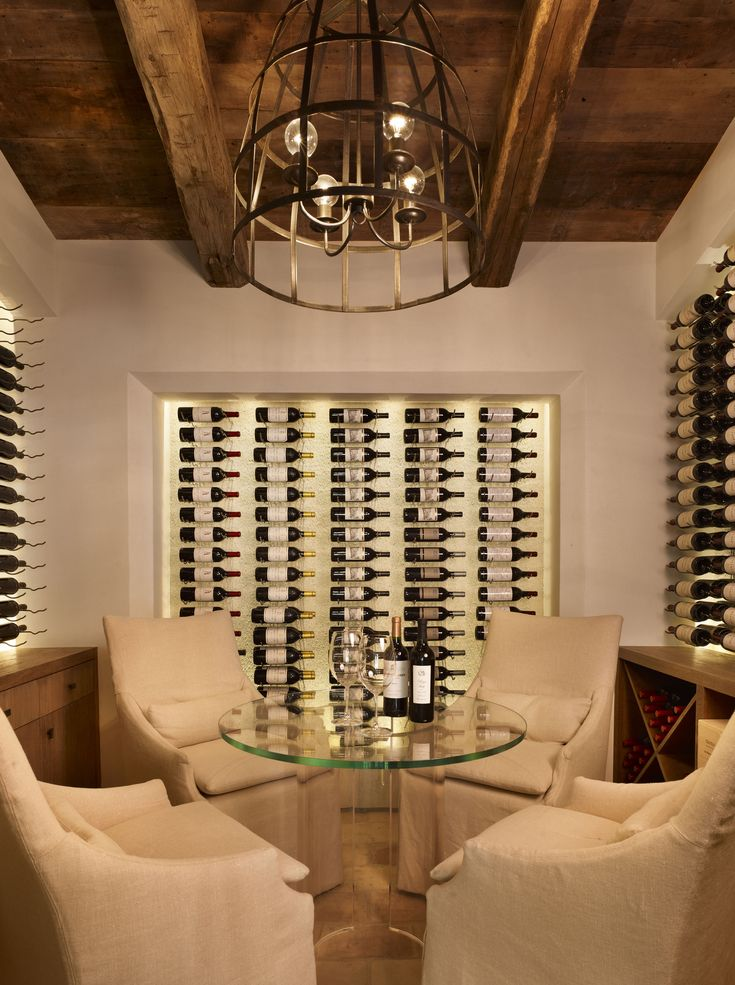 wine tasting room. YES