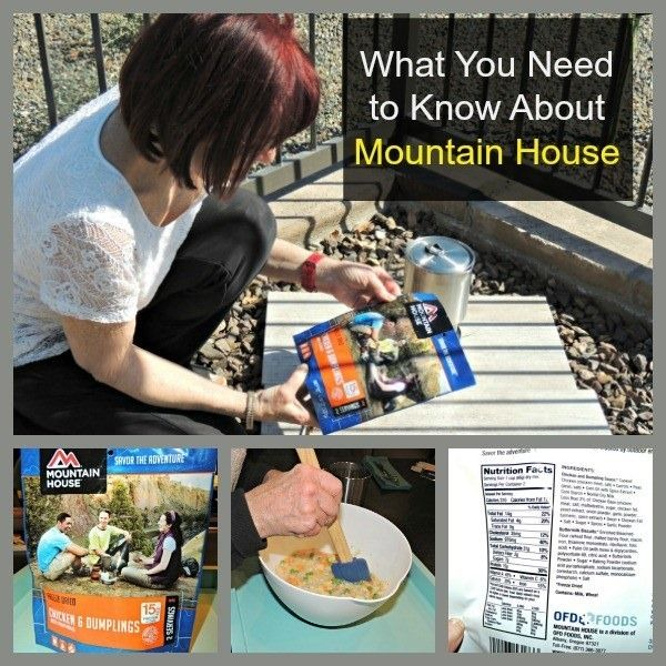 When it comes to tasty food in meal pouches, Mountain House has it nailed. Read a review of some new products and answers to your Mountain House questions.   What You Need to Know About Mountain House | Backdoor Survival