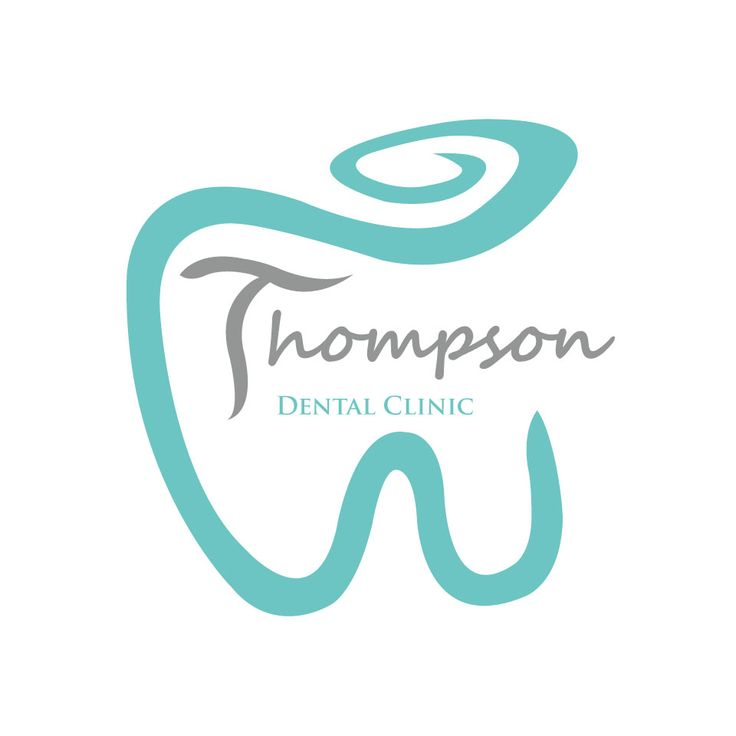 socool.us Logo Design : Thompson Dental Clinic