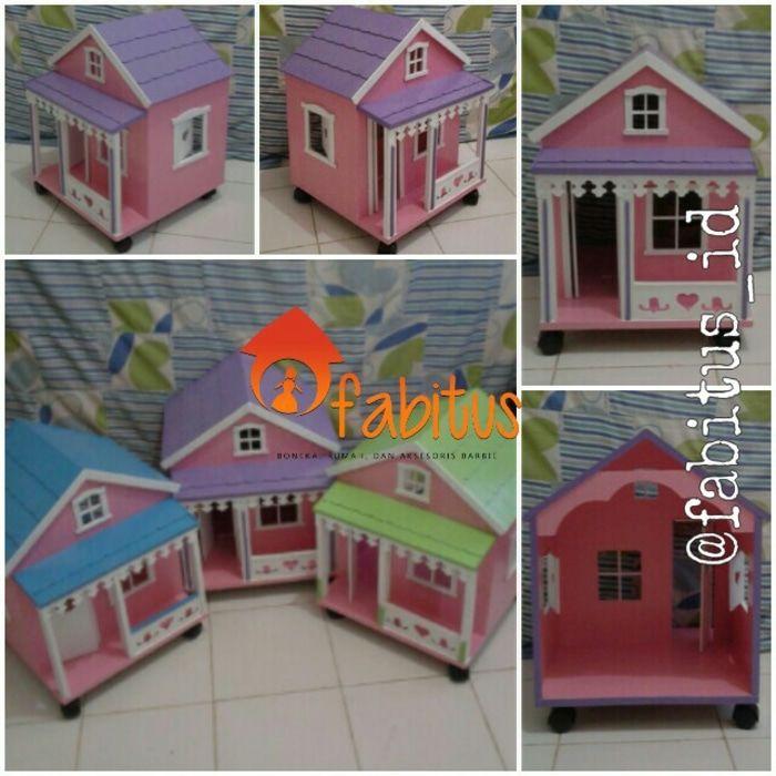Rumah Barbie Fabitus : Rumah Pavilion