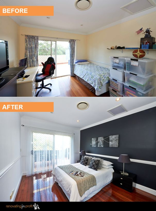 See more amazing renovations by Cherie Barber