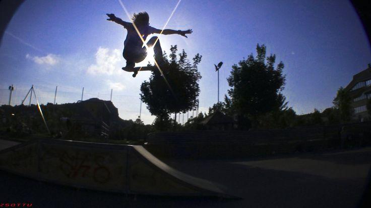Kariboarder2 by z5ottu.deviantart.com on @DeviantArt