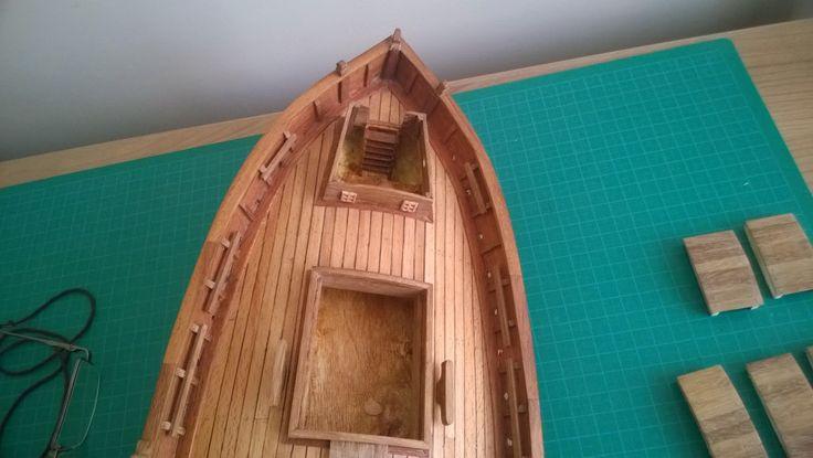 Ahşap Gemi Maketleri