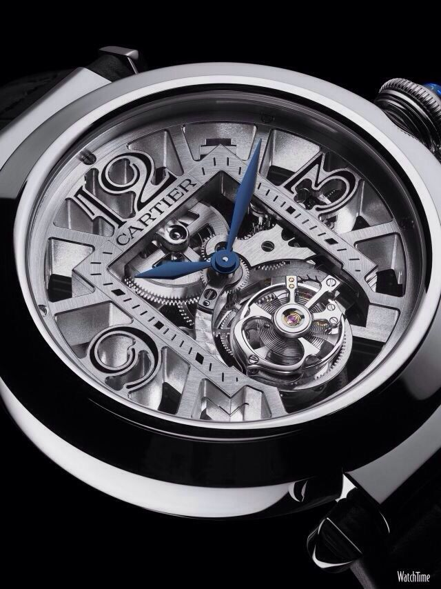 Cartier Mens Skeleton Watch | Watches | Pinterest ...
