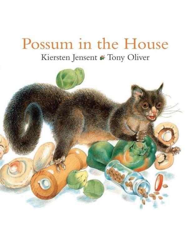 Possum in the House - Kiersten Jensent