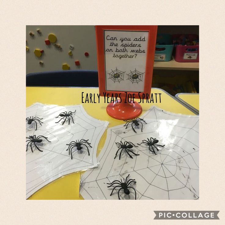 Early years Spider addition from Early Years Zoe Spratt