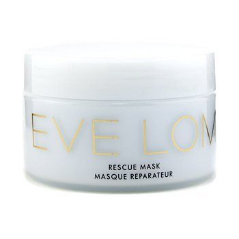 Eve Lom Rescue Mask - 100ml/3.3oz by Eve Lom. Save 29 Off!. $93.54. mask. A clay-based, deep cleansing treatment mask Helps boost overall skin condition & stimulate the circulation of tired, dull skin Formulated with Kaolin to absorb excess oil & lessen puffiness Blended with ground almonds to offer mild exfoliation & minimize redness Skin appears calm, luminous, nourished & healthy looking To use: Smooth a layer on cleansed, dry skin. Leave on for 15 - 20 minutes. Remove by mil...
