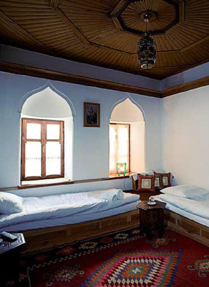 Bosnian National Monument Muslibegovic House Hotel