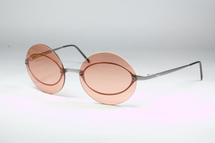 // vintage armani glasses
