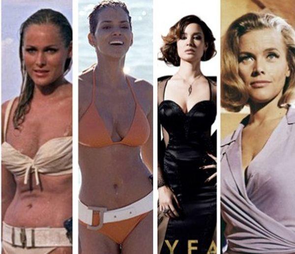 Bond girls: 50 anni di fascino che han segnato la moda  http://www.sfilate.it/175130/bond-girls-50-anni-di-fascino-che-han-segnato-la-moda