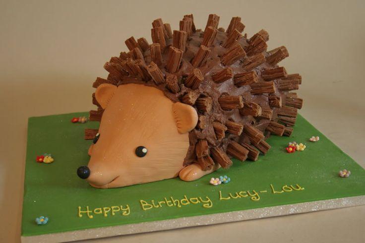 Pin Harriet Hedgehog Cake Recipe On Pinterest