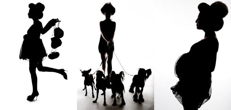 But this is a miracle- Sexy Mom  #pregnancy #mother #dogs #elegance  ww.mamochotena.pl