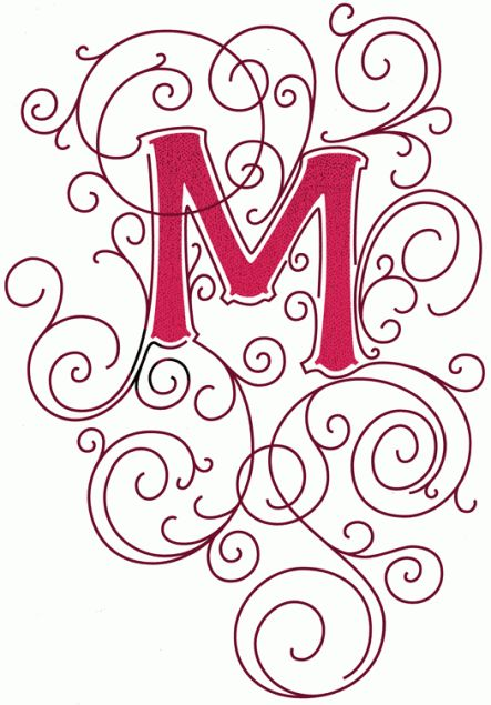 fancy letter m designs wwwpixsharkcom images