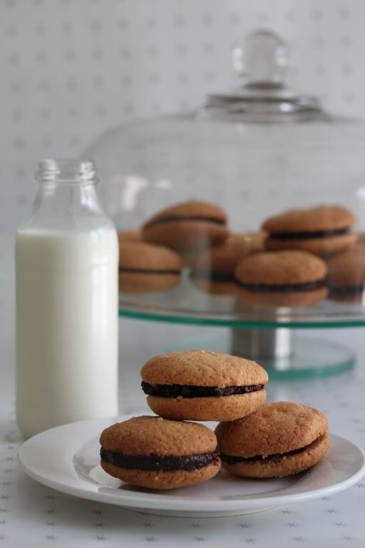 Luigi's 40 second biscuits: Thermomix