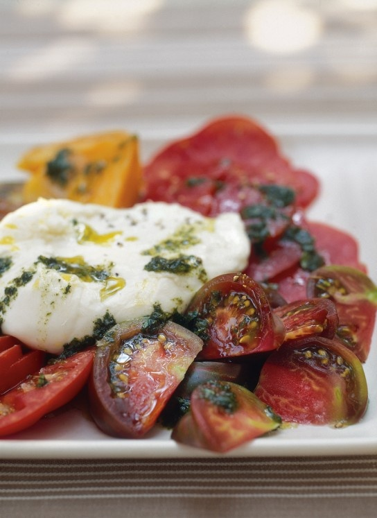 ways -Burrata with Tomato Wedges -Bocconcini and Toy Box Skewers ...