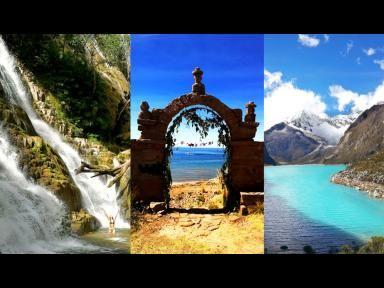 Chanchamayo, Puno y Huaraz: 3 destinos para disfrutar en feriado