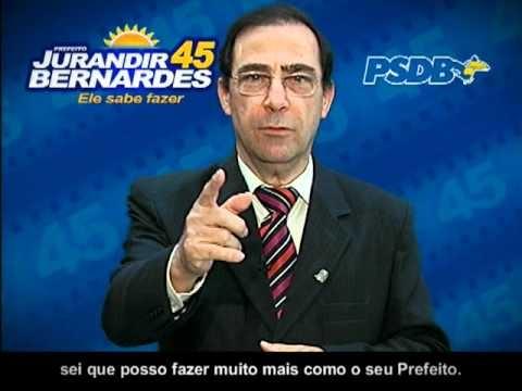 Comercial Político - Jurandir Bernardes