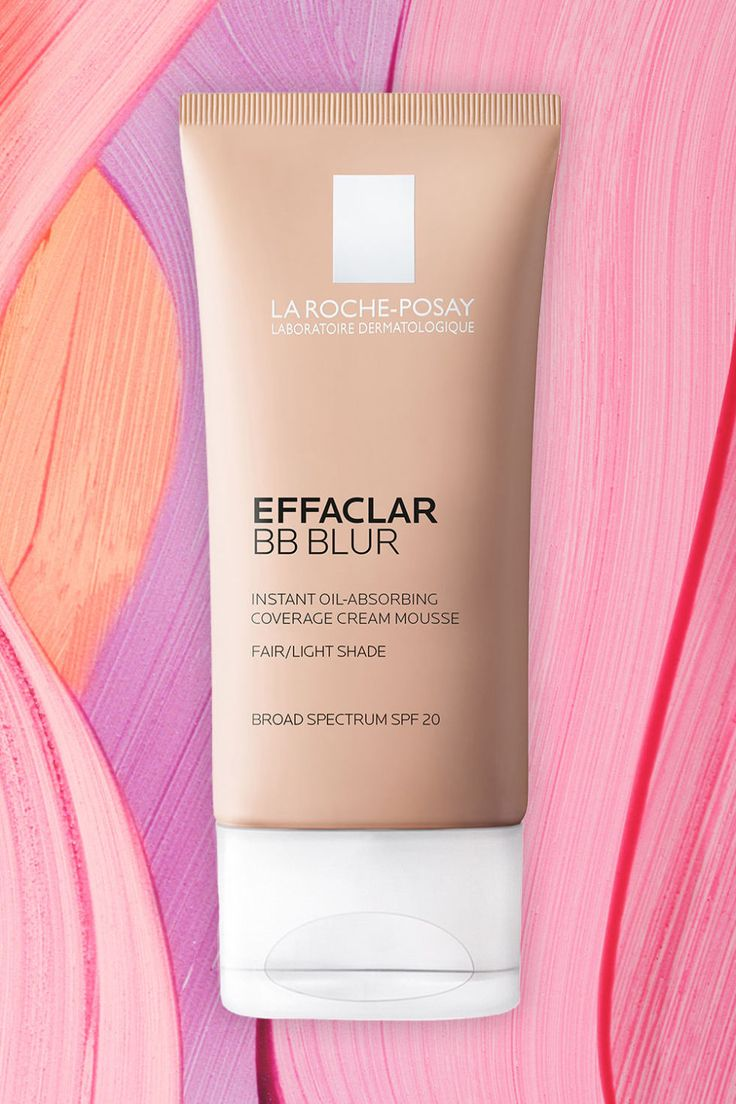 Whether you want a sheer or full-coverage finish, this BB cream is a game-changer. Lightweight and mattifying, this easy-to-apply mousse formula evens out skin tone, blurs the appearance of large pores, and keeps shine at bay. And if that's not enough, major bonus points for SPF 20 to keep your face protected from damaging UV rays. Effaclar BB Blur, LA ROCHE-POSAY, $29.99